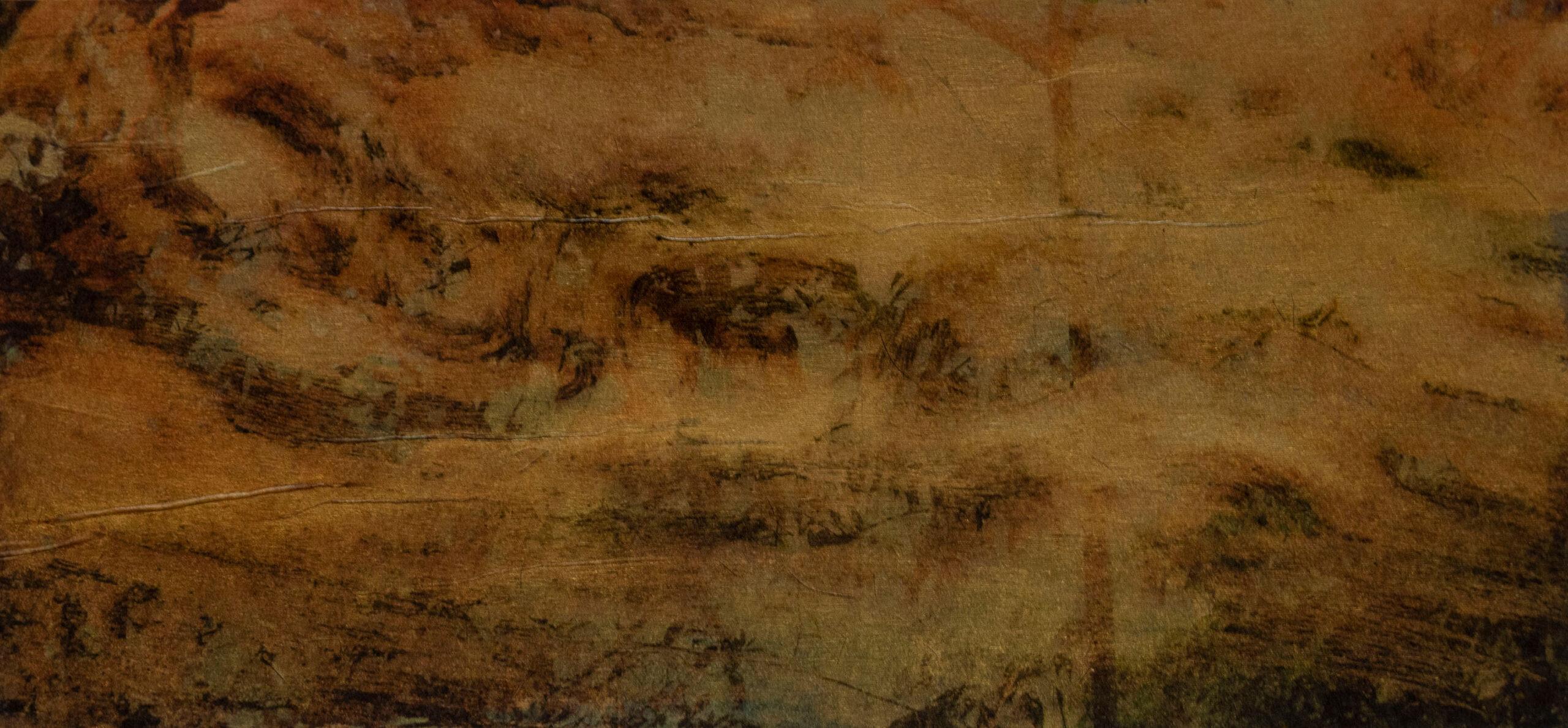 xiansera goldart gold in wood